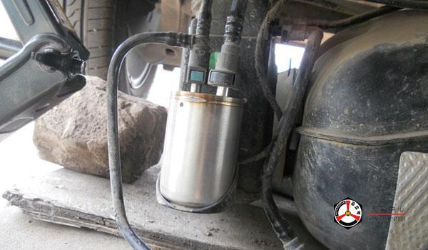 汽油泵引起的发动机故障灯亮